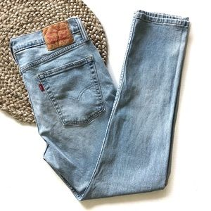 Levi's | Men's 32x30 510 Light Wash Slim Jeans